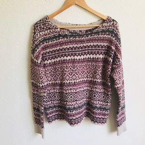 American Eagle super soft large sweater